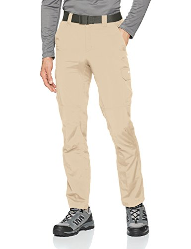 Columbia XO0661, Pantalones para Hombre, Beige (Fossil), W32