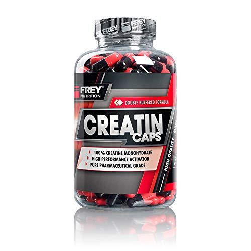 Frey Nutrition Creatin Caps, 1er Pack (1 x 235 g)