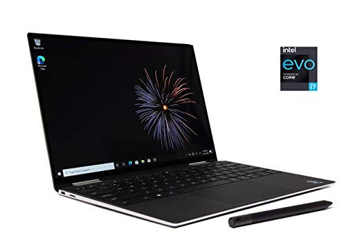New XPS 13 2-in-1 9310 Intel's 11th Gen Evo Core i7-1165G7 Intel Iris Xe Graphics 13.4' 16:10 4K UHD WLED Touch Display Premium Active Stylus Pen + Best Notebook Pen Light (1TGB SSD|32GB RAM) 10 PRO
