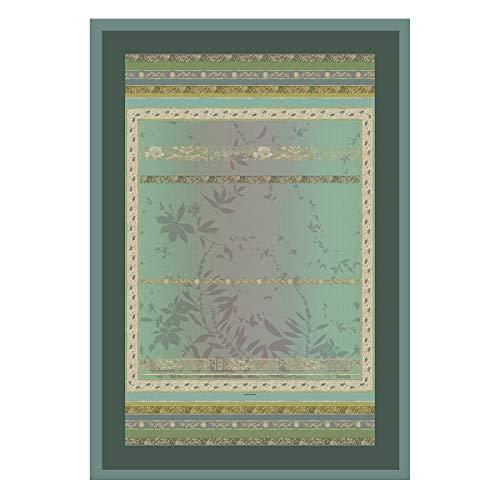 Bassetti Plaid Malve V1 grün 135X190 cm