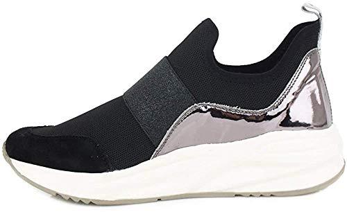 CAFèNOIR Damen Sneaker DA 902 010 Nero schwarz 625891