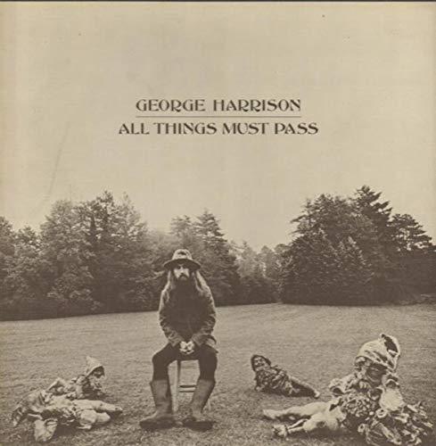 George Harrison - All Things Must Pass - Apple Records - 1C 192-04 707/8/9, Apple Records - 1C 192-04 707/8/9 Y