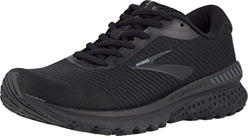 Brooks Adrenaline GTS 20 Black/Grey 8 D - Wide