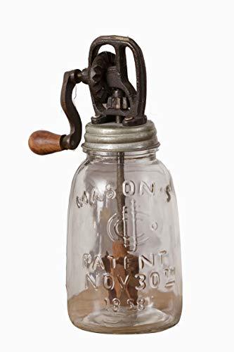 mason jar butter churn - 3