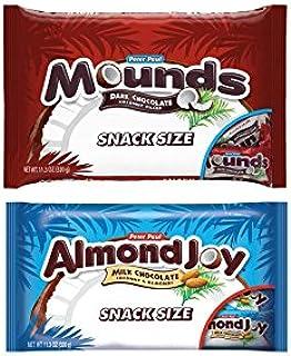 Mounds & Almond Joy Snack Size Variety Pack 1 Each