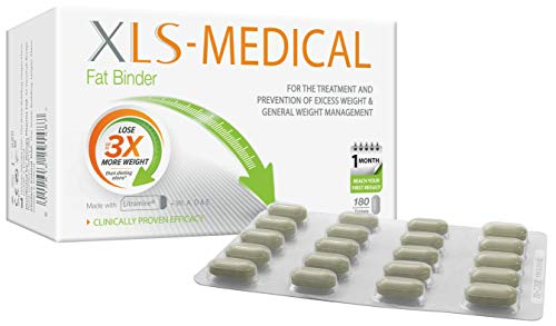 XLS Medical Fat Binder - Effective Weight Loss Aid to Reduce Calorie Intake...
