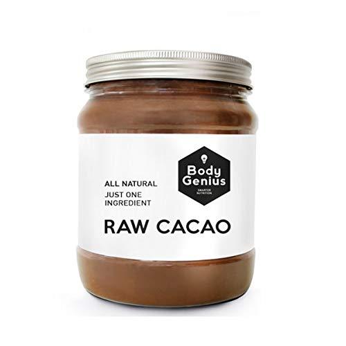 Body Genius Raw Cacao (Cacao puro en polvo) - 500 gr