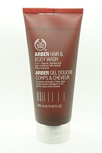 Die Body Shop Arber Haar-und Duschgel für Männer 200ml Arber Hair & Body Wash For Men 200ml