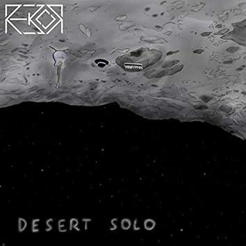 Desert Solo