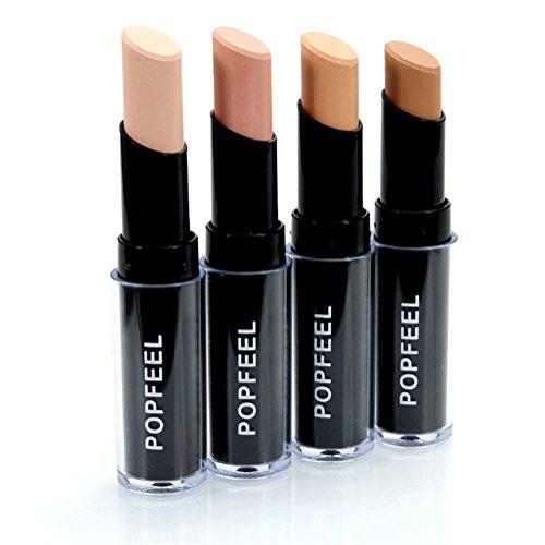 Lesley Pierce Maquillage Francklin Crème Visage Lèvres Cache-cernes Mettez en surbrillance Contour Stylo Bâton A (02)