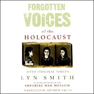 Forgotten Voices of the Holocaust cover art