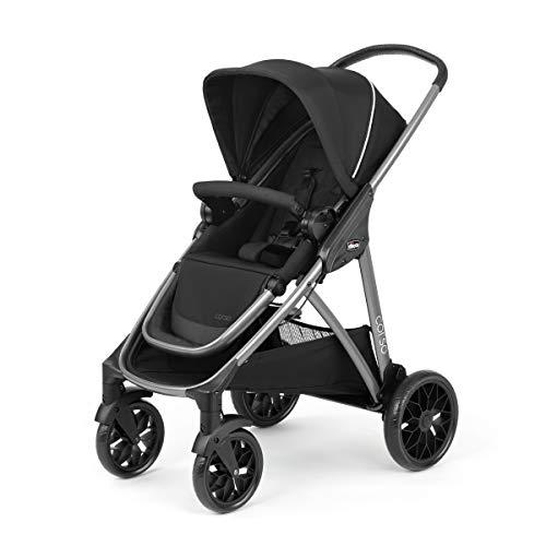 Chicco Corso Modular Quick-Fold Stroller - Black