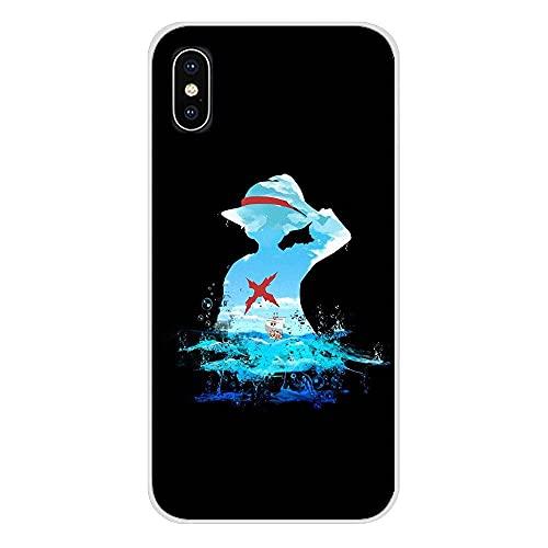Adecuado para iPhone 8 Plus / 7 Plus, Estuche Ultrafino de protección contra el frío, Estuche Protector de Moda, Estuche para teléfono móvil One Piece-A_iphone11promax