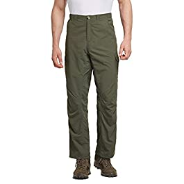 BALEAF Men's Hiking Cargo Pants UPF 50+ Quick Dry Lightweight...