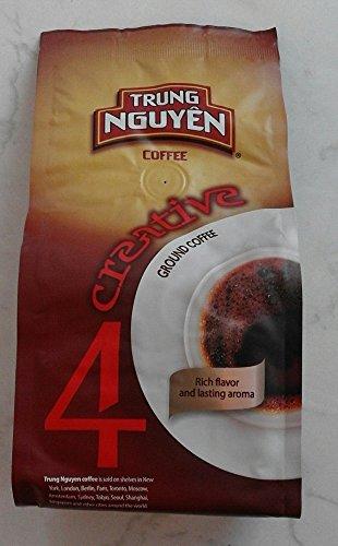 Trung Nguyen Creative 4 : Arabica und Robusta - Kaffee aus Vietnam 250g