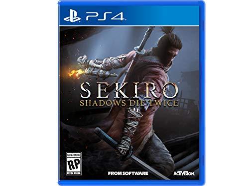 Sekiro: Shadows Die Twice - PlayStation 4 - Standard Edition