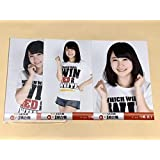 AKB48 小嶋真子 第3回 紅白対抗歌合戦 DVD 生写真 3種コンプ