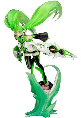 Vocaloid - Character Vocal Series 01 Figurine / Statuette: Miku Hatsune (VN02 MIX Version)