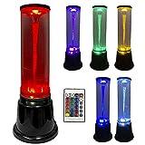 EasyGo Product Water Vortex Tornado Lava Lamp...