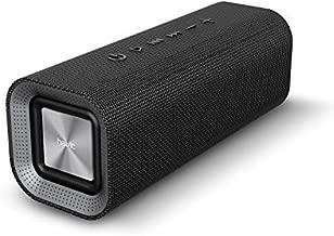 HAVIT Altoparlante Bluetooth Portatile, Cassa Bluetooth 4.2 Home Stereo Wireless da 10 W, 12-14 Ore di Riproduzione, Microfono Incorporato, Superficie in Tessuto, M16 Nero