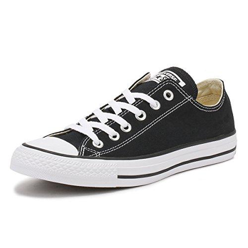 Converse Chuck Taylor All Star Season Ox, Unisex Sneaker, Gr. 46.5, Schwarz