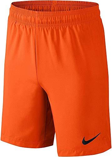 Nike Yth Laser III NB Woven Short-Pantaloni Corti da Ragazzo Multicolore Naranja/Negro (Safety Orange/Black) M