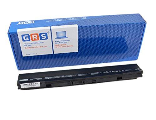 GRS Batterie pour ASUS U53, U43, A31-U53, A32-U53, Laptop Batterie, 4400mAh, 14.8V/14.4V