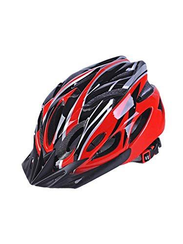 Casco de bicicleta para niños, ajustable, ultraligero, para bicicleta de montaña, transpirable,...