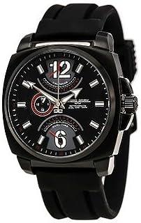 ヨーグ グレイ Jorg Gray JG1040-19 Men's Retrograde Calendar Rubber St 男性 メンズ 腕時計 【並行輸入品】
