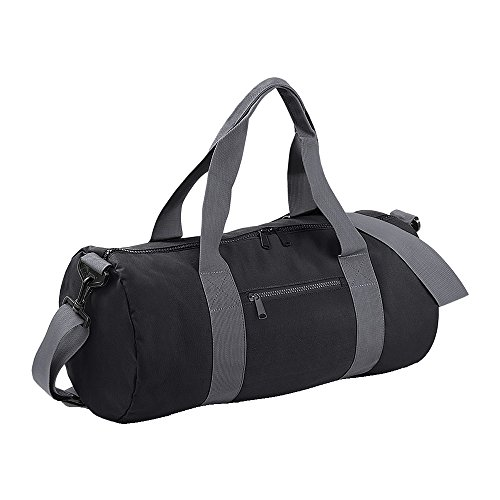 Bagbase duffel bag / travel bag, 20 litres - Grey - One size