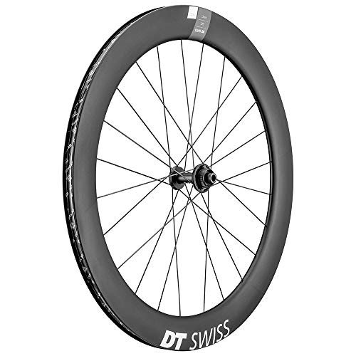 DT Swiss Dicut 62 ARC 1400, Unisex Adulto, Negro, 28'