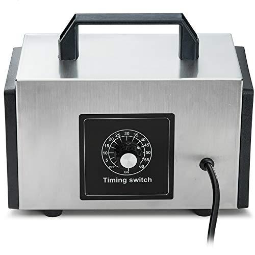 """N/A"" Generador de Ozono CE 10.000mg/h 220V Purificador de Aire de ozono con Temporizador"