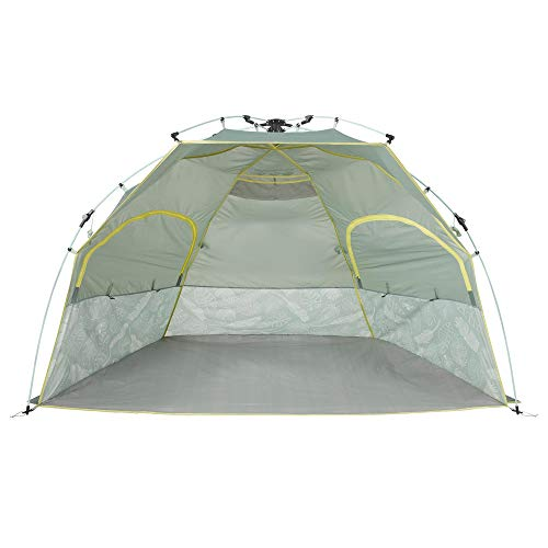 Lightspeed Outdoors Quick Pop Up Beach Sun Shade   Quick Shelter (Eco Collection)