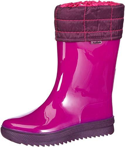 Romika Unisex-Kinder Cosmos 01 Gummistiefel, Pink (fuchsia-auberg. 481), 27 EU