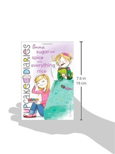Emma Sugar and Spice and Everything Nice (15) (Cupcake Diaries)