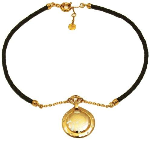 Joop! Damen-Halskette mit Anhänger 925 Sterling Silber mit Kreuzanhänger JPNL90292C420