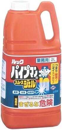 【業務用 大容量】パイプマンスムースジェル パイプクリーナー 2L