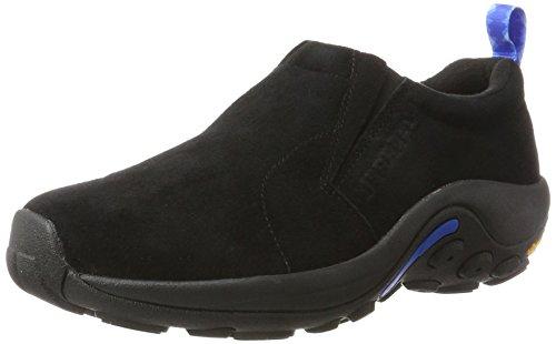 Merrell Merrell Herren Jungle MOC Ice+ Slip On Sneaker, Schwarz (Black Black), 43 EU