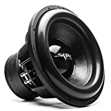 Skar Audio ZVX-15v2 D2 15' 3000 Watt Max Power Dual 2 Ohm SPL Car Subwoofer