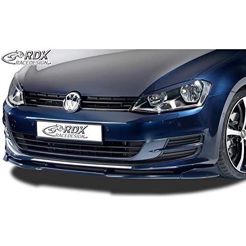 RDX Frontspoiler VARIO-X Golf 7 Frontlippe Front Ansatz Vorne Spoilerlippe