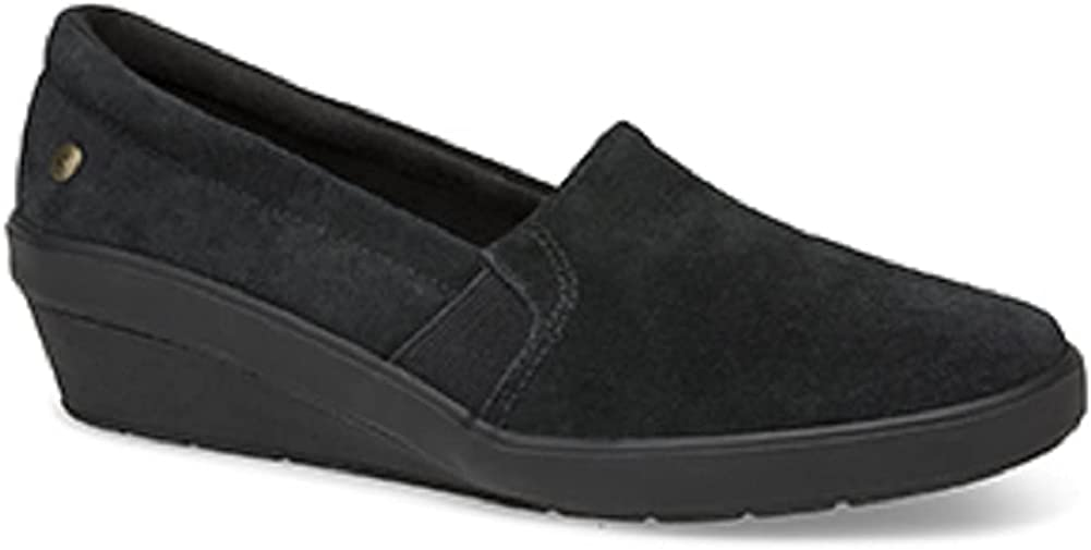 Grasshoppers New life Manufacturer regenerated product Women's Pearl Wedge Platform