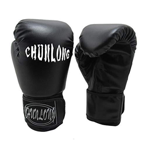 BOZHUO Boxhandschuhe Sparring Training-Gut Bei Muay Thai Kampf Taekwondo Schwere Boxhandschuhe (Erwachsene 10 Unzen)