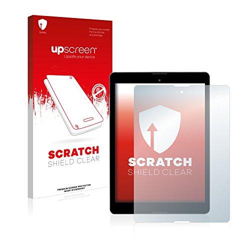 upscreen Schutzfolie kompatibel mit Medion Lifetab P9701 (MD 90239) – Kristallklar, Kratzschutz, Anti-Fingerprint