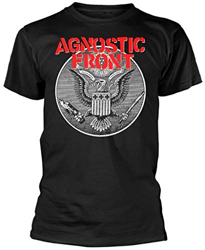 Agnostic Front 'Against All Eagle' T-Shirt (medium)