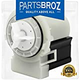 8181684 Washer Drain Pump for Kenmore & Whirlpool by PartsBroz - Replaces Part Numbers AP3953640, 1200164, 280187VP, 285998, 8181684, 8182819, 8182821, AH1485610, EA1485610, PS1485610
