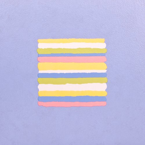 Leroy Merlin Dalles Autoadhésives En Vinyle Pour Sols Motif Rayé Bleu 1 M²