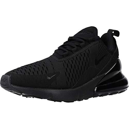 Nike Damen W Air Max 270 Turnschuh, Schwarz Black Black Black 001, 39 EU
