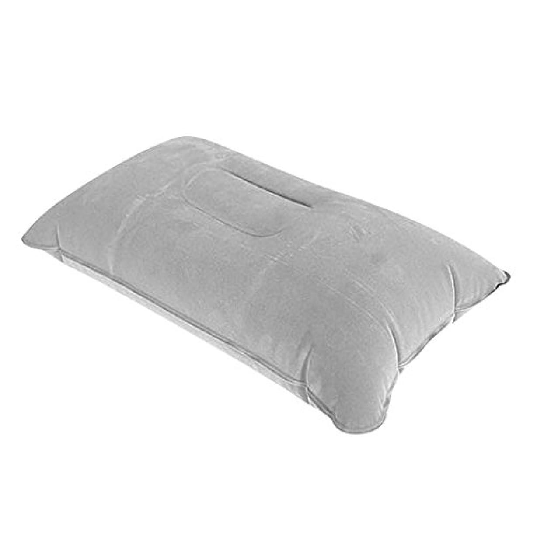フラップ小人放課後HiCollie エアーマット エアーピロー エアー 枕 空気枕 トラベルピロー 携帯クッション 折り畳み コンパクト アウトドア 旅行用枕 外出用 癒し 快眠