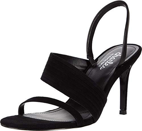 CHARLES BY CHARLES DAVID womens Dress Sandal Pump, Black, 8 US