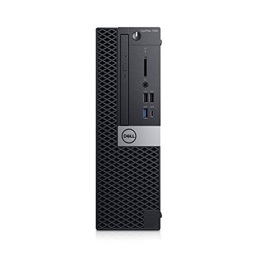 Dell OptiPlex 7060 SFF 70G86 - Intel Core i5-8500, 8GB RAM, 256GB SSD, Intel UHD Grafik 630, Win10 (Renewed)